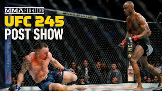 UFC 245 Post-Fight Show - MMA Fighting
