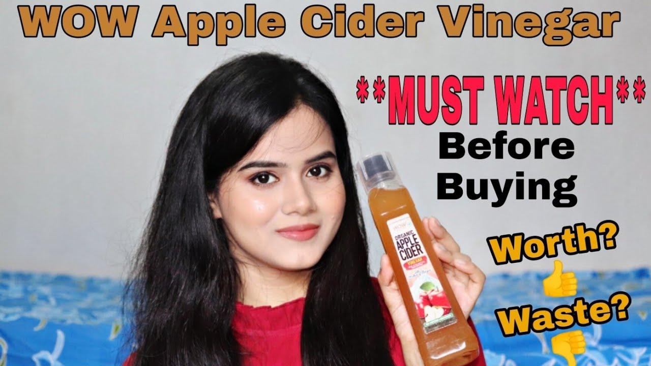 WOW Life Science Apple Cider Vinegar Honest Review | Side effects? Worth? Or Waste? Sayne Arju