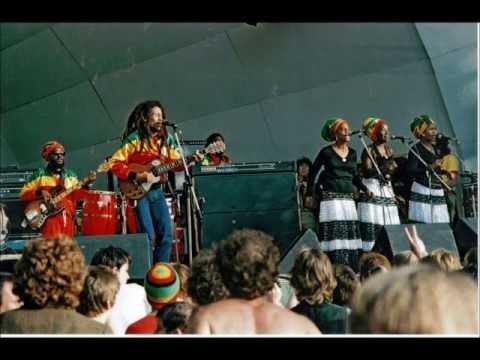 Bob Marley, 1980-06-27, Live At San Siro Stadio, Milan
