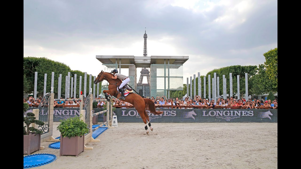 In Focus: Longines Global Champions Tour