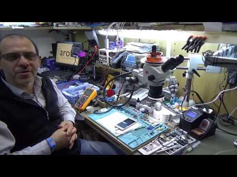 SM-J500H Şarj Entegresi değişimi - SM-J500H Charge Ic Repair