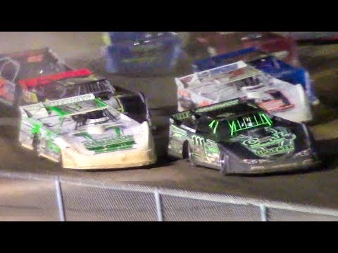 RUSH Crate Late Model Feature | McKean County Family Raceway | 9-29-18
