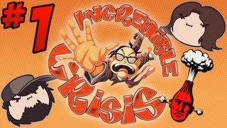 Incredible Crisis: Taneo Dance Fever - PART 1 - Game Grumps