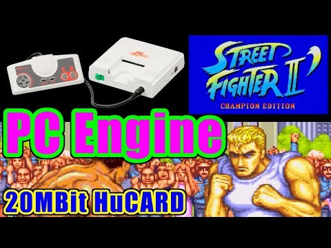 ザンギエフ(Zangief) - STREET FIGHTER II DASH for PC-Engine