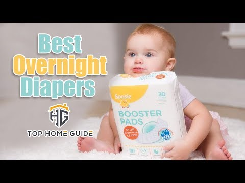 ▶️Top 5 Best Overnight Diapers in 2020 [ Buying Guide ]