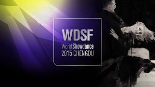 Mo - Zhou, CHN | 2015 World Show STD | DanceSport Total