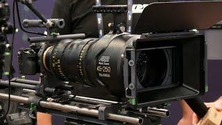 Arri Alura Zoom with Sony DSLM Monster RIG! Lanparte Dragon Kit