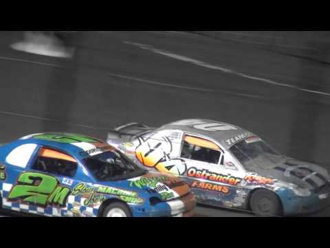 2015 IMCA Sport Compact Championship feature Southern Iowa Speedway 9/23/15