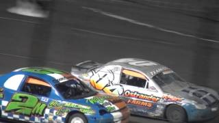 2015 IMCA Sport Compact Championship | Southern Iowa Speedway