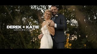 Derek + Katie Wedding Film 4K