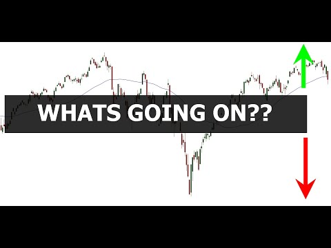 MARKET UPDATE – WHATS GOING ON ????