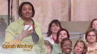 The Friend Who Missed Out on a Big Surprise | The Oprah Winfrey Show | Oprah Winfrey Network