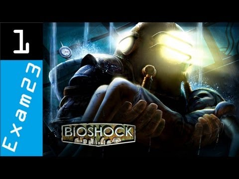 Exam23 : Bioshock #1 somewhere beyond the sea