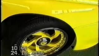 2-й Тольяттинский автосалон. 1996