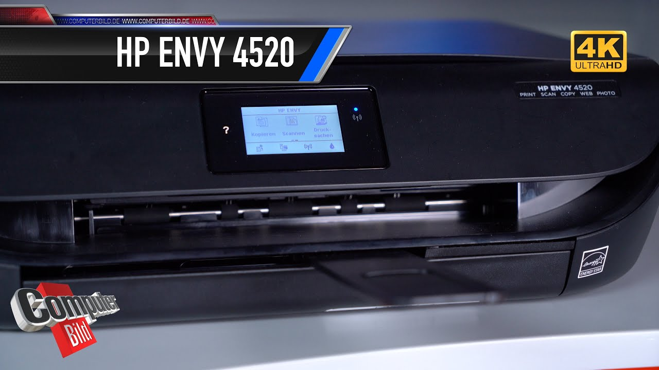 hp envy 4522 printer manual