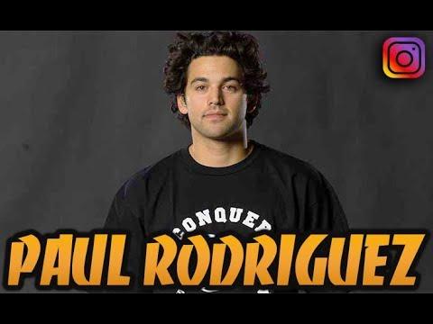 Paul Rodriguez Instagram Compilation - 2018 Edit