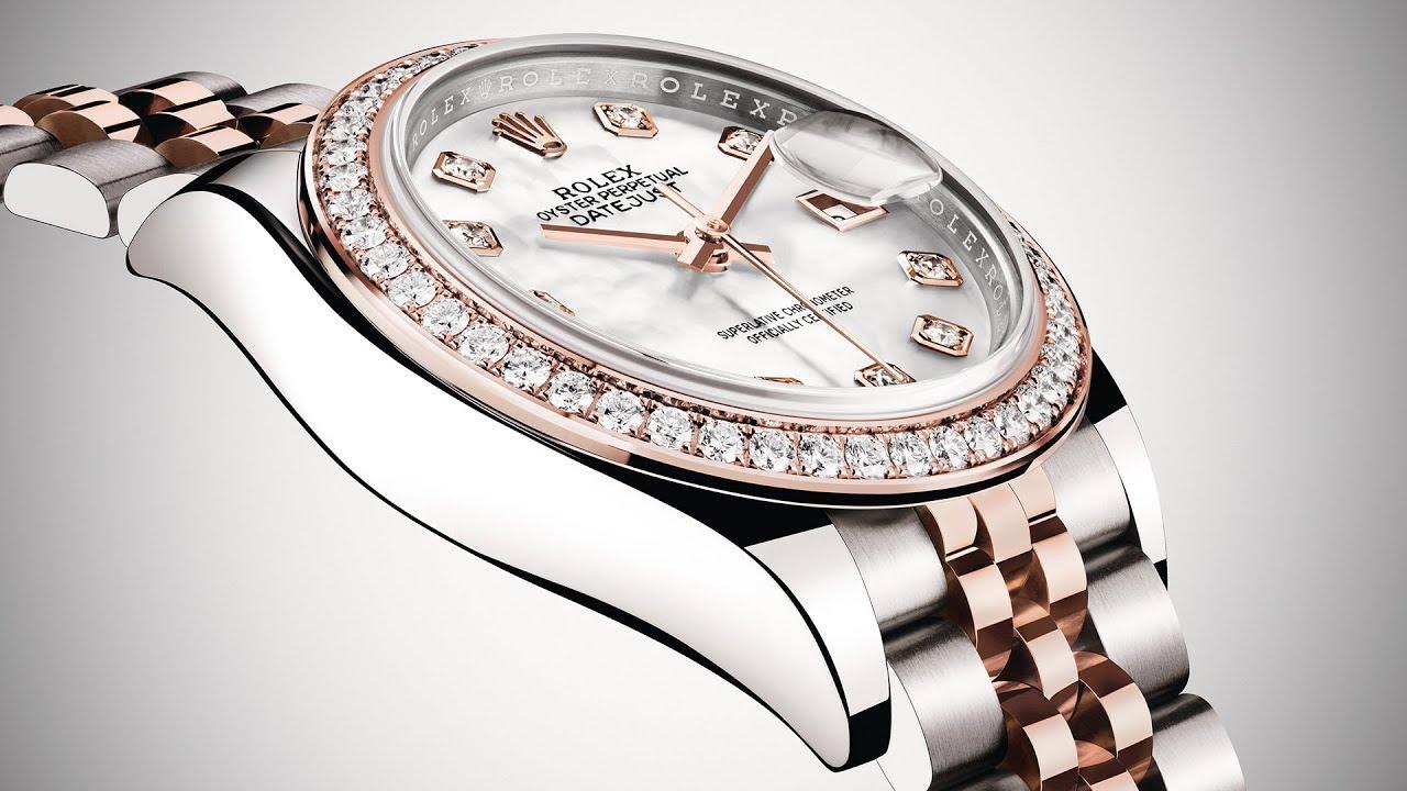 New Rolex Lady-Datejust 28 – Baselworld 2016