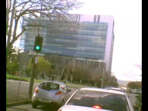 Adelaide by Motorcycle - Helmet Cam Three
