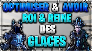 HOW TO OPTIMISER THE ROI - THE REINE OF GLACES - FORTNitE SAUVER THE WORLD