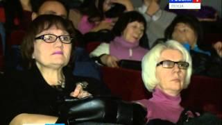 В Пензе известный актер Анатолий Белый представил фильм «Шагал-Малевич»