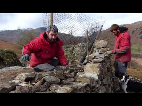 National Trust restoration in Tilberthwaite thanks to Lakeland 100