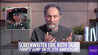 Screenwriter Eric Roth reflects on 'Forrest Gump' ending, deleted scenes and special effects