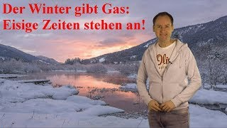Eis und Schnee rollen auf Deutschland zu! Der Winter 2019 startet bald durch! (Mod.: Dominik Jung)