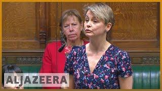 Britische Gesetzgeber schaffen neue Hindernis zu