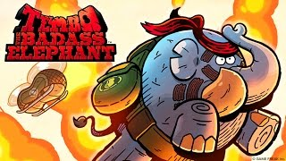 Tembo The Badass Elephant - First 13 Minutes Gameplay Walktrough [ HD ]