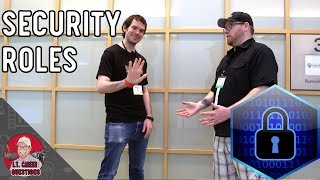 Security Roles in Cyber Security/InfoSec - With Clint Gibler
