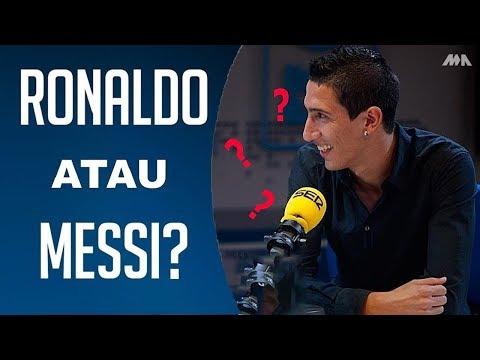 Siapa Yang Terbaik❓ 11 Pemain Yang Pernah Satu Tim Dengan Ronaldo & Messi