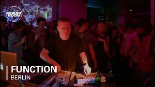 Function Boiler Room Berlin LIVE Show