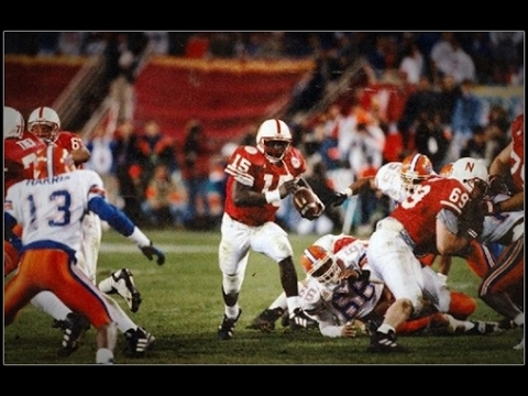 1995 Nebraska Football: The Greatest of All-Time