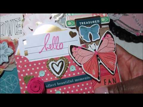 Crafty Day Projects And Friendmail From Muriel And Dee