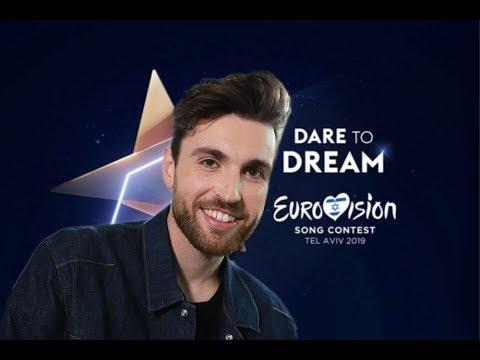 Евровидение-2019 победитель Дункан Лоуренс, Нидерланды