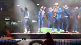 Los Ajenos - Barra Imperial 2 - Palmares 2013