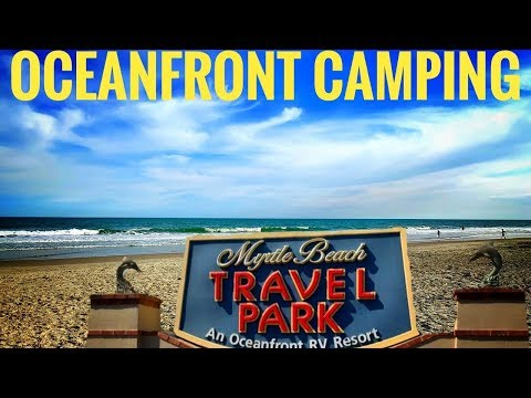 campsites with hook up