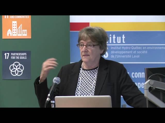 Michèle Stanton-Jean - Les dimensions sociale et éthique dans les ODD