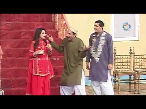 Satte Pe Satta Iftikhar Thakur And Zafri Khan -  New Pakistani Stage Drama Trailer - Full Comedy Sho