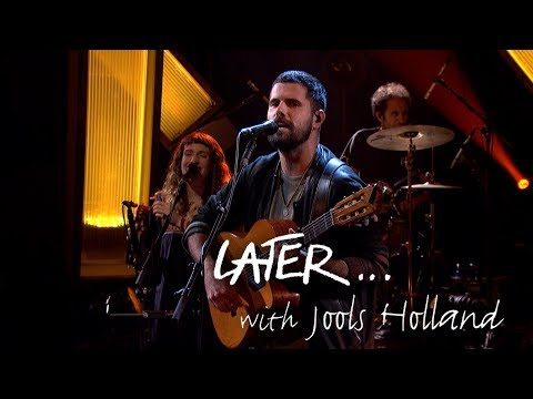 Nick Mulvey - Mountain To Move - Later… with Jools Holland - BBC Two