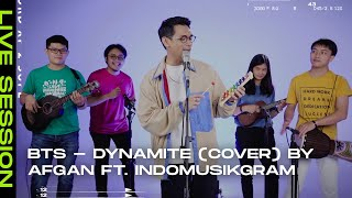 BTS - Dynamite (Cover) By Afgan ft. Indomusikgram