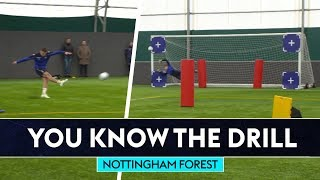 Matty Cash on ABSOLUTE flames! | Nottingham Forest | You Know The FIFA Drill