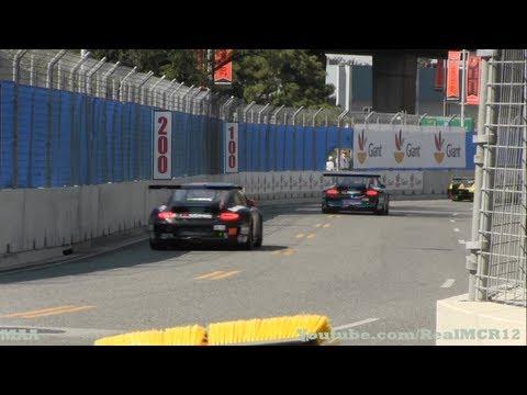 2012 Baltimore Grand Prix || Practice || American Le Mans Series