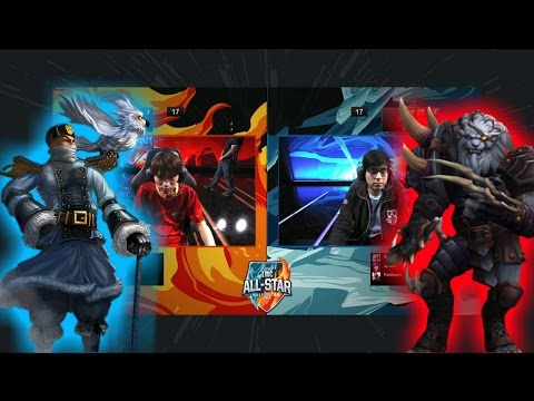 Japan vs LAN 1v1 matches | 2016 LoL IWC All-Stars in Barcelona Group Stage Day 1 | FIRE vs ICE