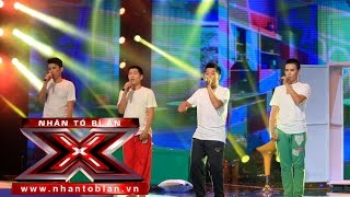 the lazy song - nhom o plus  nhan to bi an 2014  season 1 - liveshow 6