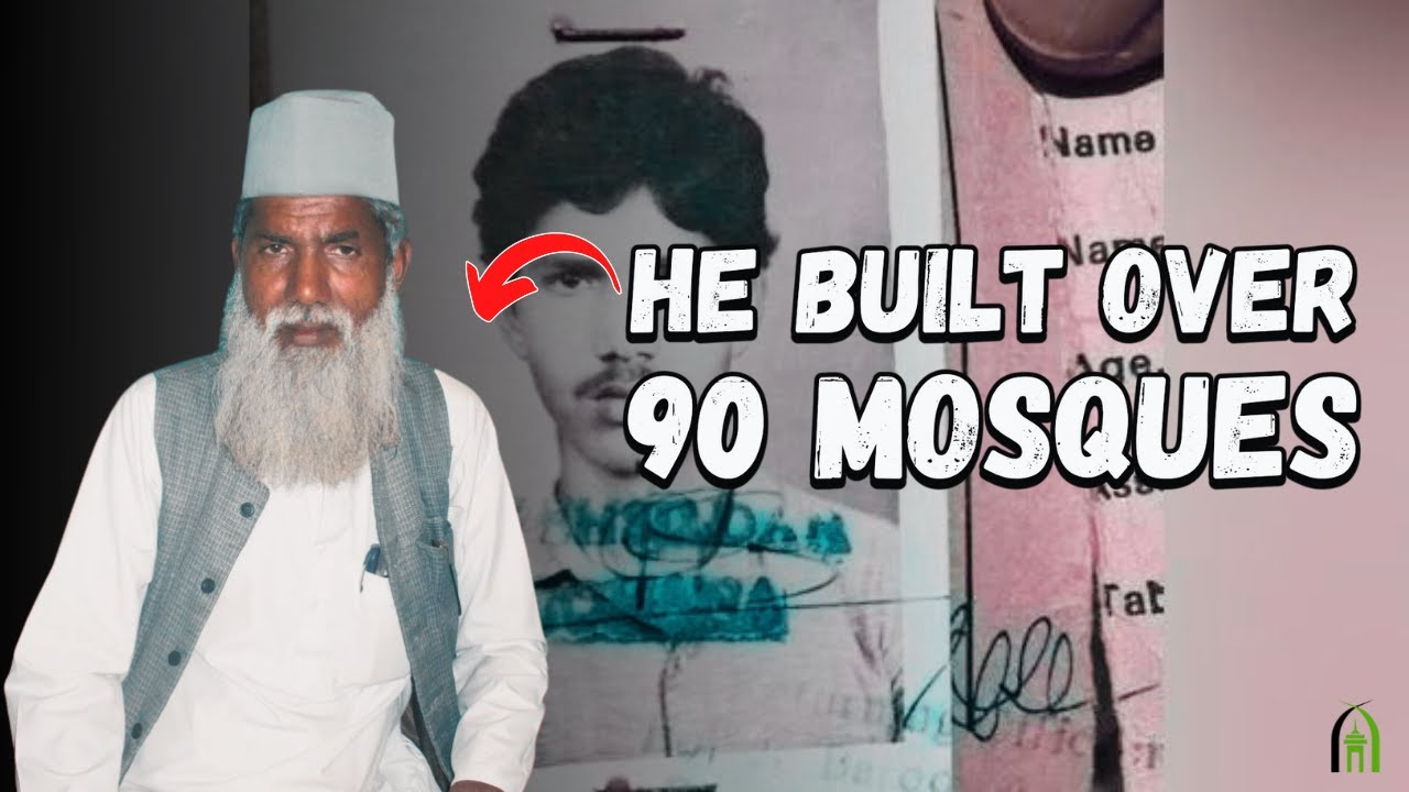 Muslim Revert who Built over 90 Mosques Passed away