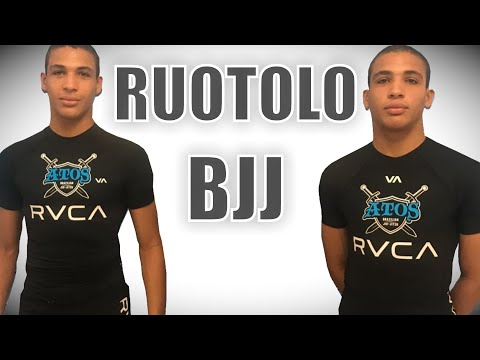 Ruotolo Twins BJJ Highlights