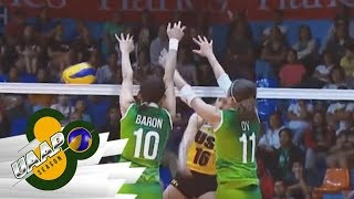 Best Blocks of UAAP 80 Women's Volleyball | UAAP 80 Exclusives