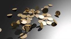Raining Bitcoins