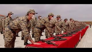 Hava Er 10.Bölük Yemin Töreni